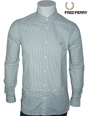������� Fred Perry Slim Fit